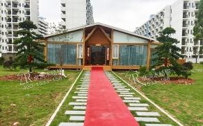 广东惠州浩宁达木屋会所