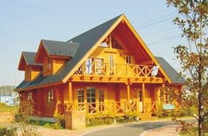 防腐木木屋的木结构有什么特点