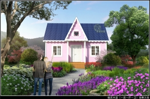 木屋建造|花园里建个小木屋,让自己的花园焕然一新。