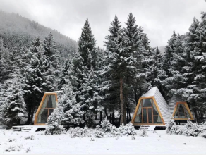 6栋小木屋民宿,藏着你想要的生活。
