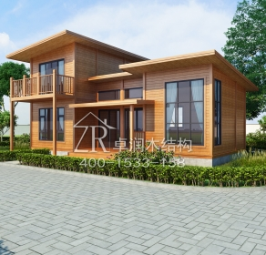 湖北木结构别墅