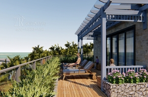 松木木阳台