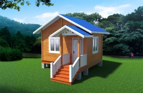 单间套房休闲度假木屋