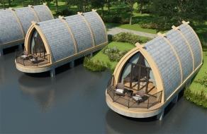 水上木屋设计