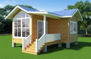 田园木屋设计