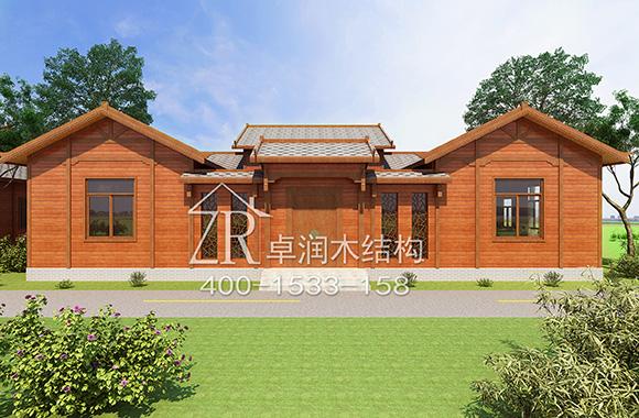 中式古典木屋